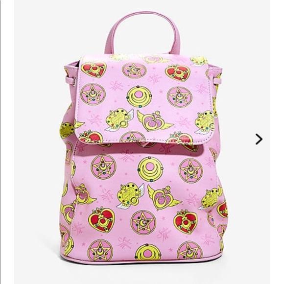 6f4e9bbdbdba8b Sailor Moon Bags | Backpack | Poshmark